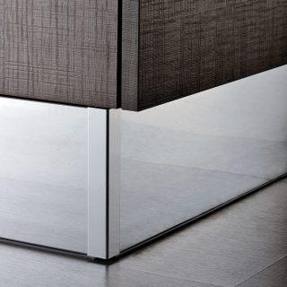 Aluminum Toe Kick